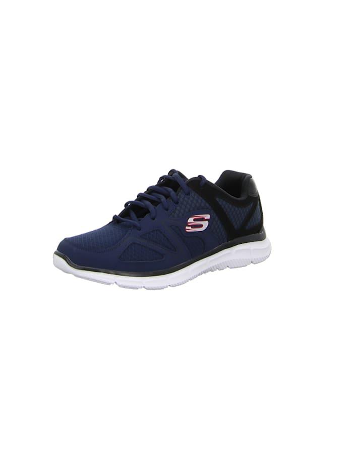 Skechers Schnürschuhe, blau