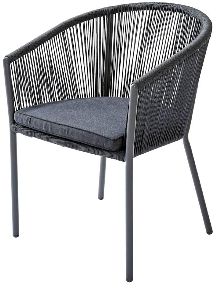 Living Outdoor-Stuhl, Anthrazit