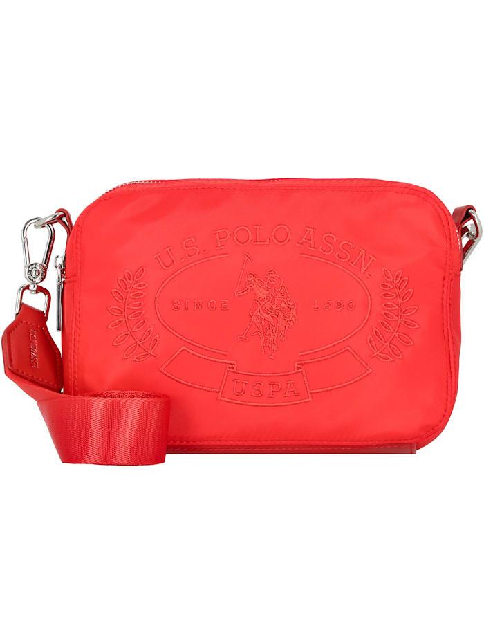 U.S. Polo Assn. Springfield Umhängetasche 21 cm, red