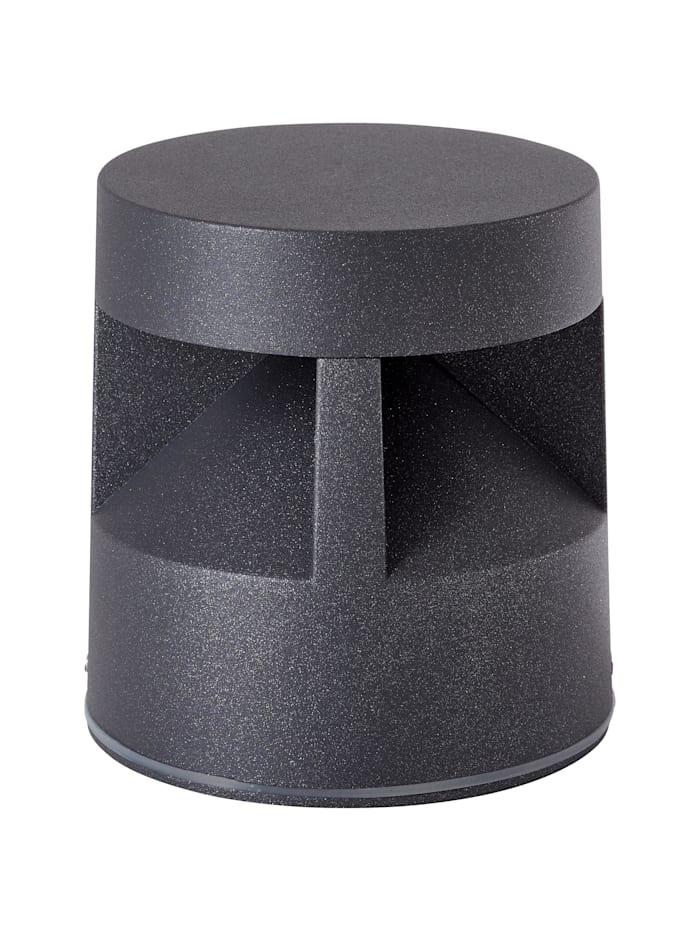 Winslow LED Außensockelleuchte 12cm anthrazit
