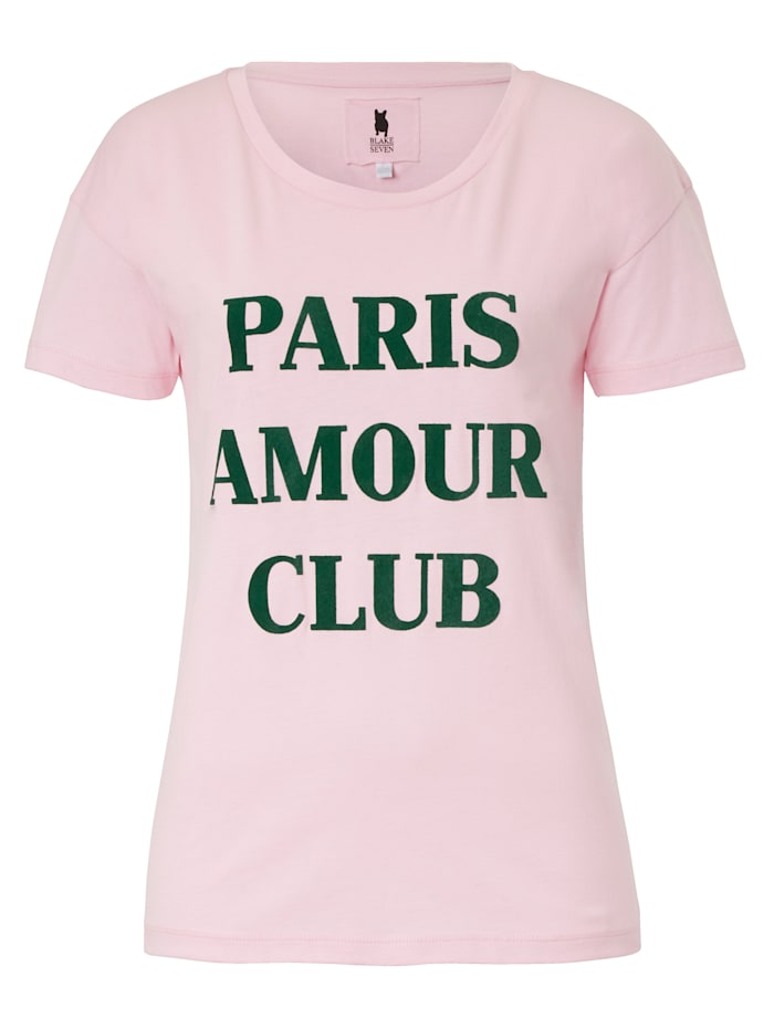 Blake Seven T-Shirt, Rosé