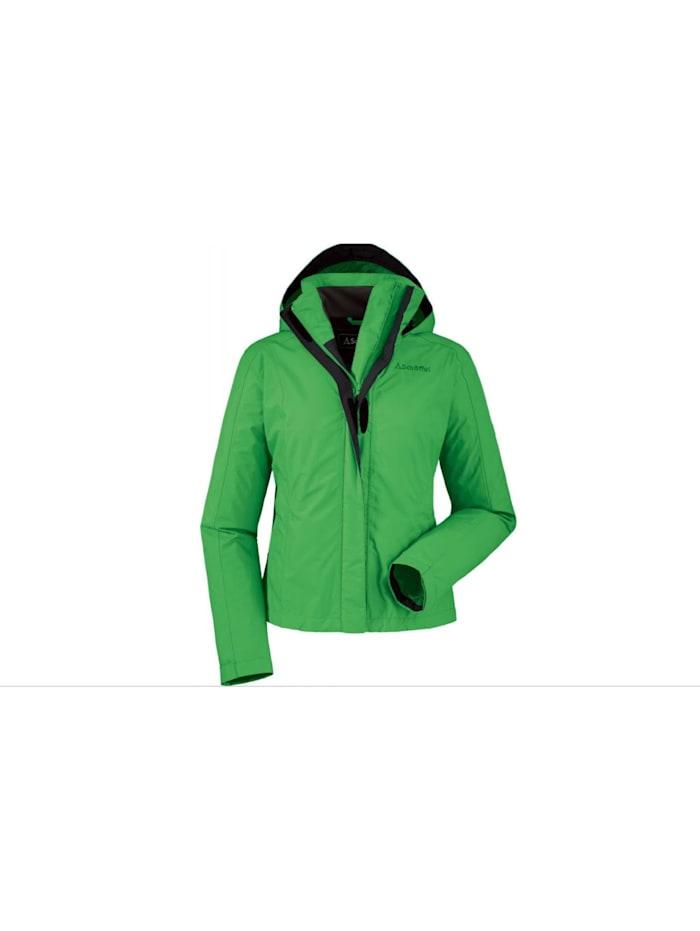 Schöffel Schöffel Jacke Jacket Pustertal, Grün