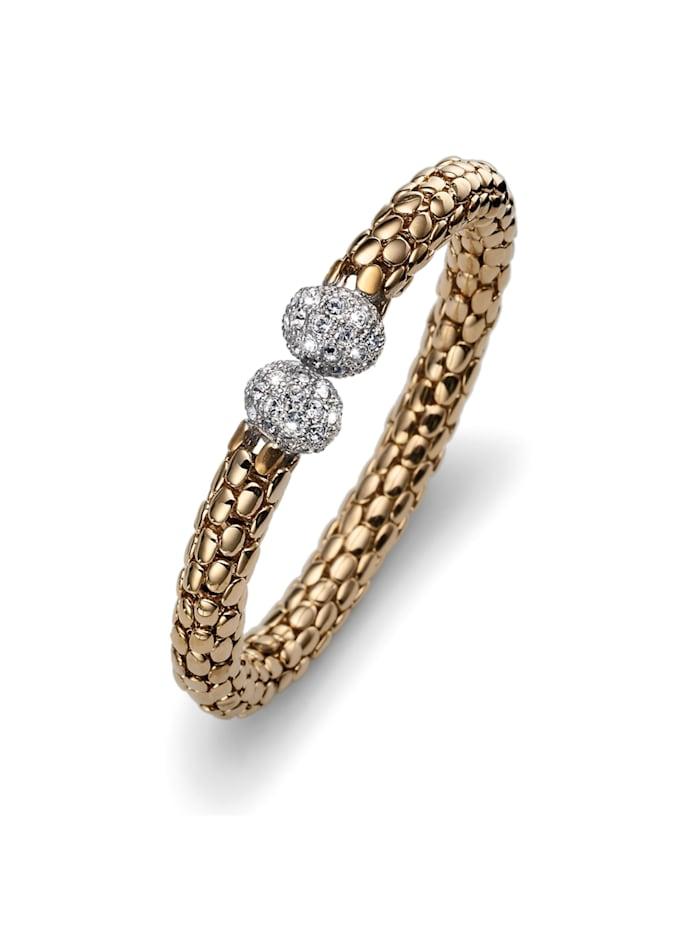 Oliver Weber Armband Flex, gold