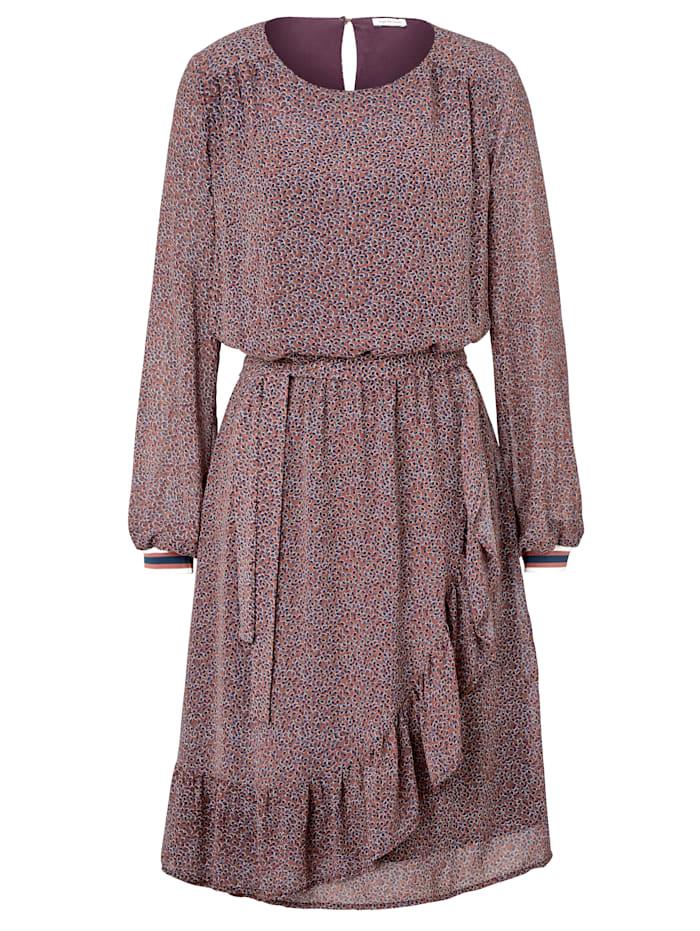 Kleid in Midi Länge