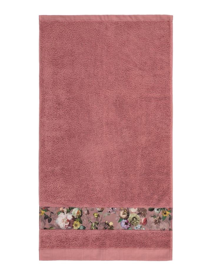 Essenza Frottierserie 'Fleur', dusty rose