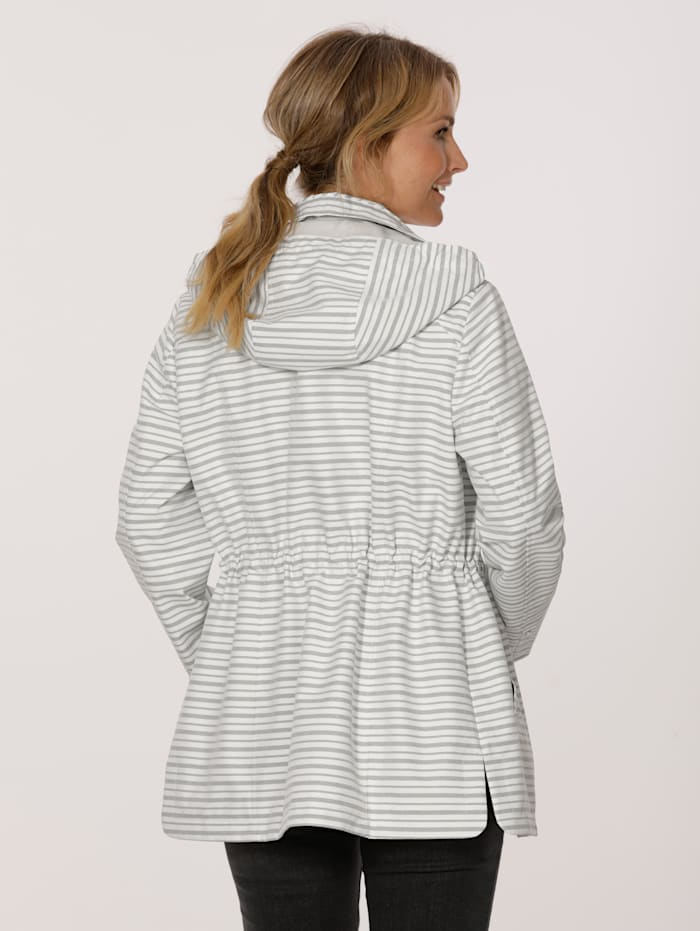 Jacket in a weather-resistant design