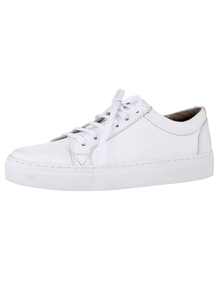 Lace-up shoe Sporty and classic shape