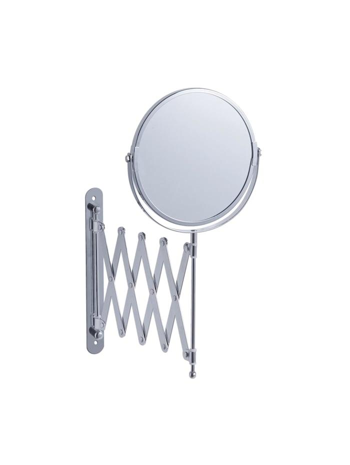 HTI-Living Wandspiegel mit Vergrößerung, Silber