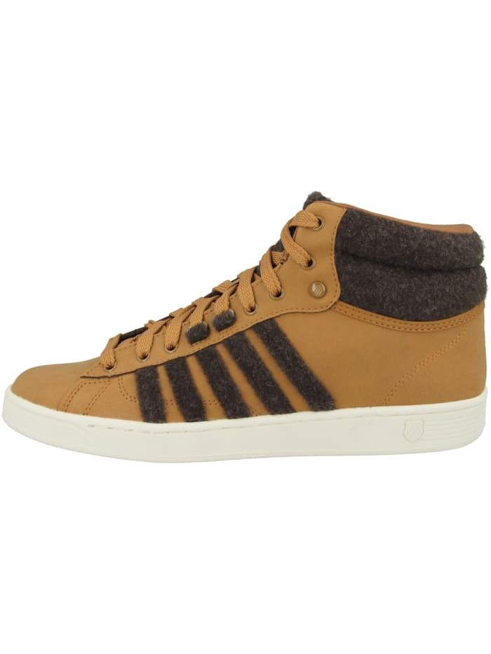 K-Swiss Sneaker high Hoke Mid CMF, braun