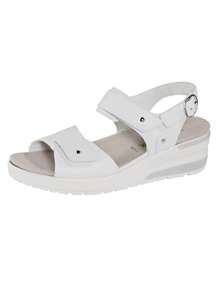 Waldläufer Sandale, Weiß
