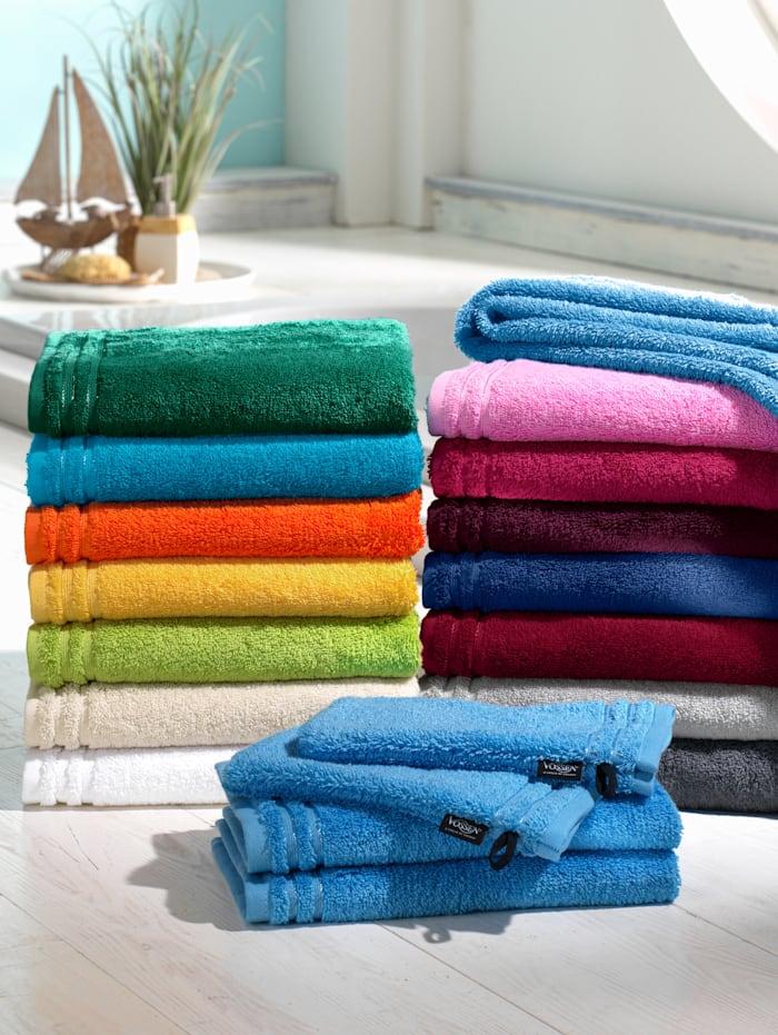 Vossen handdoeken