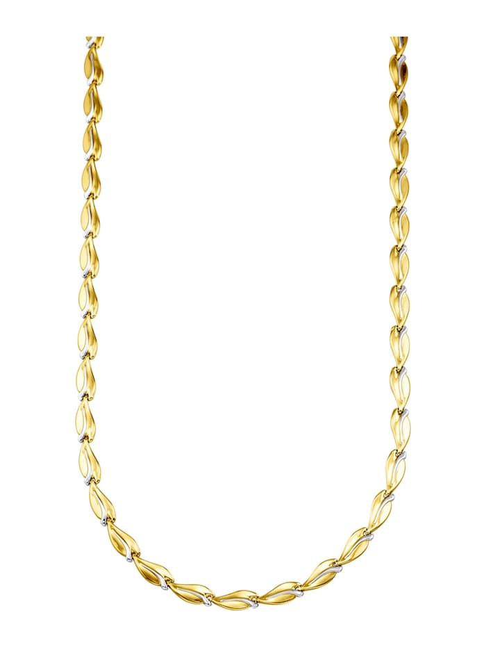 Kultainen kaulakoru, Keltakullanvärinen