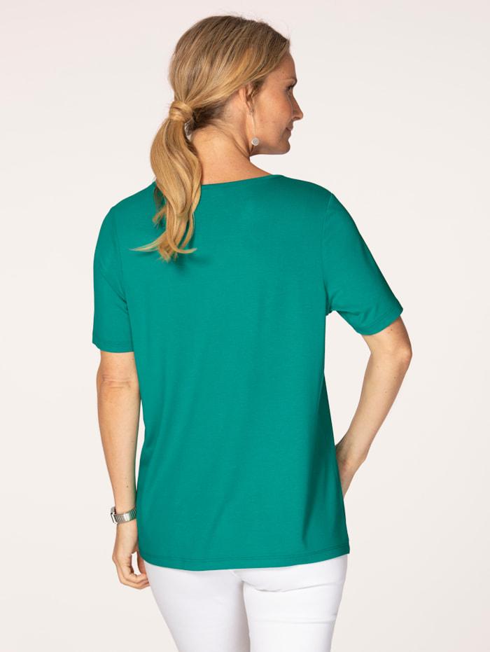 T-shirt en jersey fin