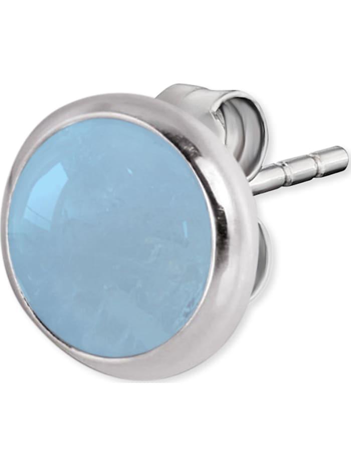 Engelsrufer Damen-Ohrstecker Ohrstecker Healing Stone 925er Silber Farbstein