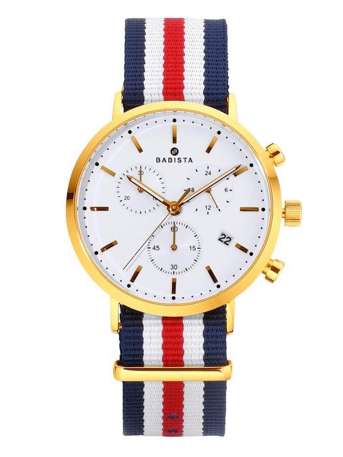 BABISTA 3-delige horlogeset, Geelgoudkleur