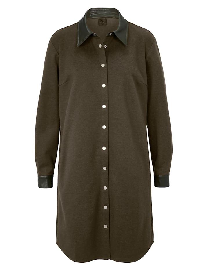 REKEN MAAR Robe, Olive