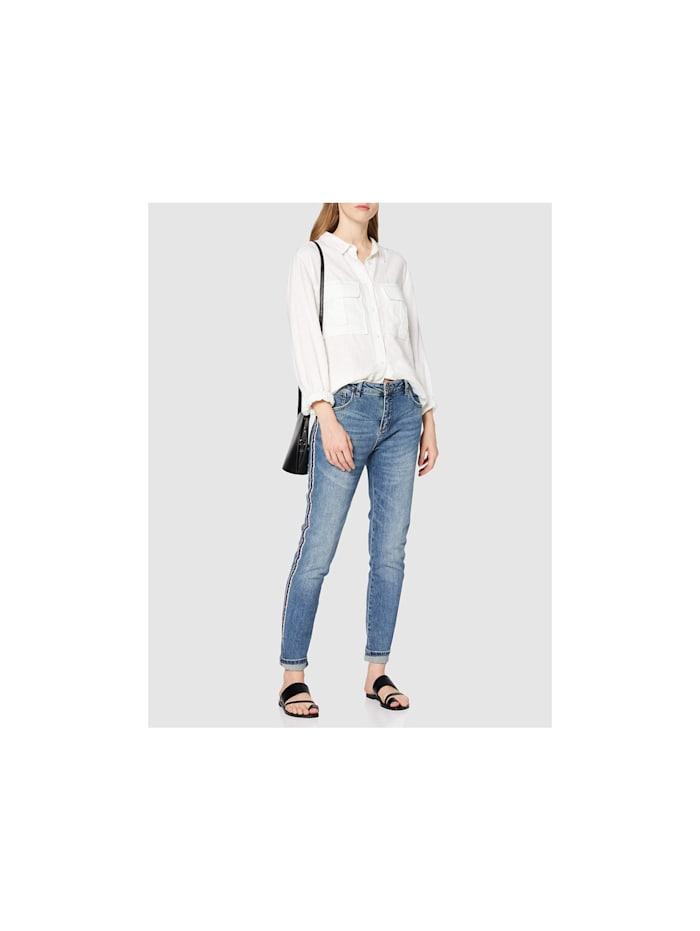 Opus Skinny Fit Jeans, blau