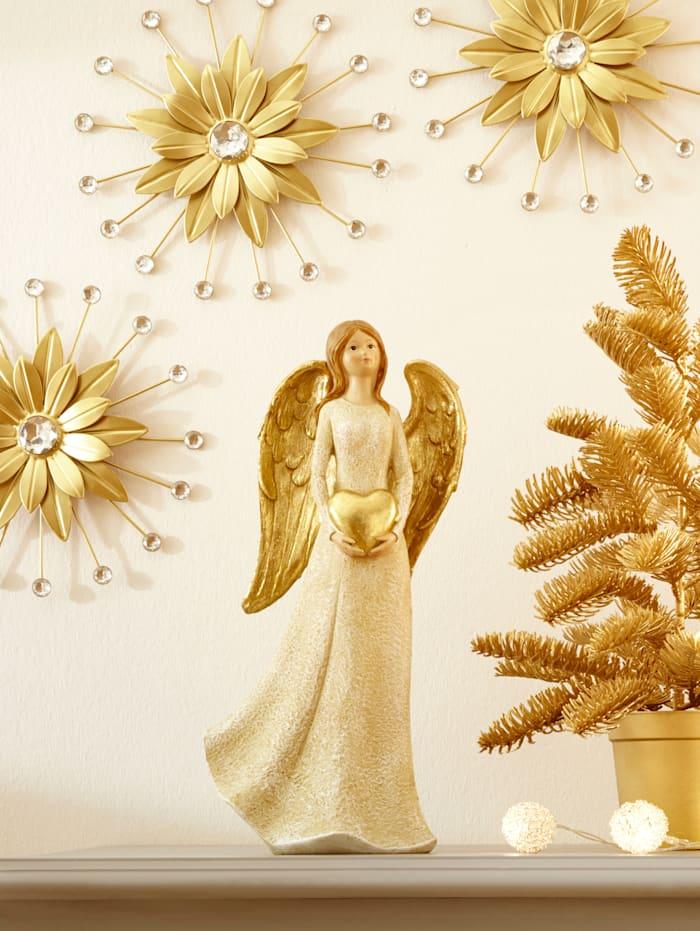 Engel med hjerte