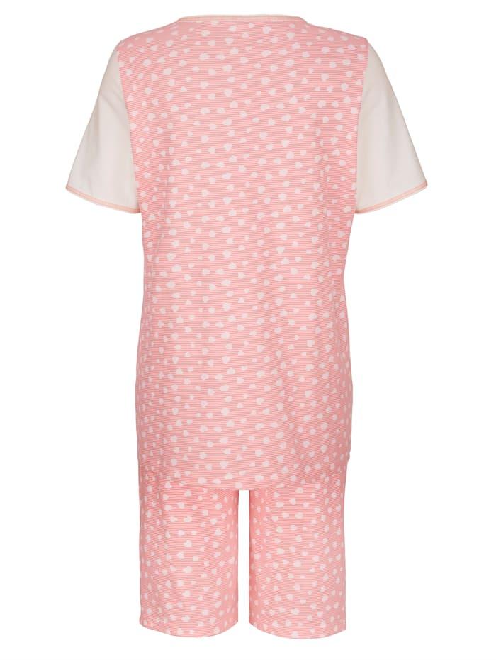 Pyjashorts en coton biologique