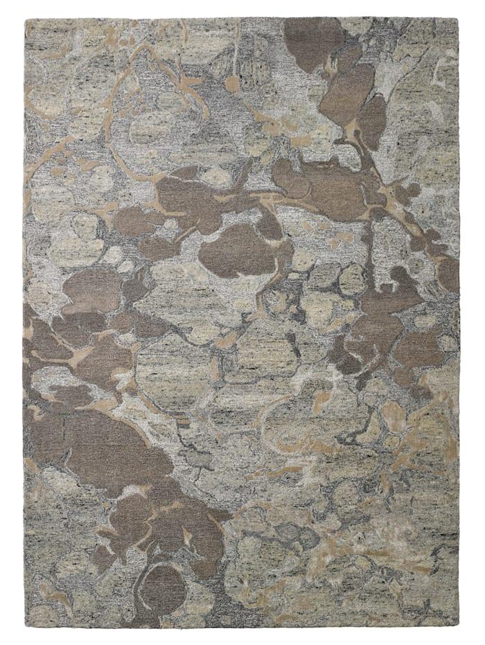 Webschatz Tkaný koberec Dinesh, Béžová