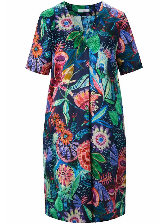 Emilia Lay Kleid Kleid, marine/multicolor