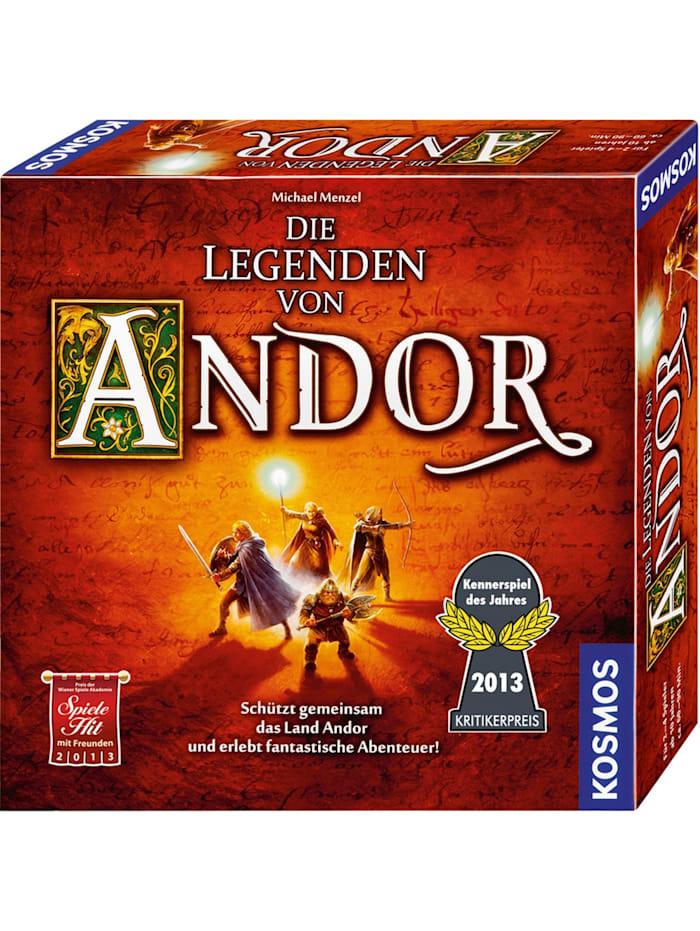 Brettspiel Die Legenden von Andor
