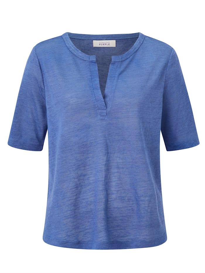 CONLEYS PURPLE Shirt, Royalblau