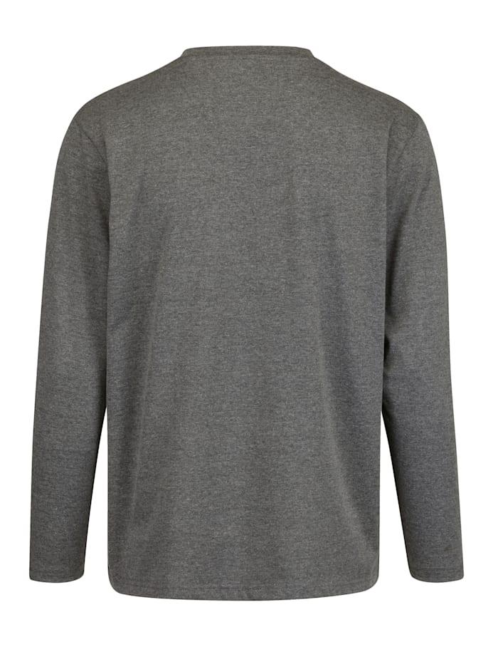 Shirt van sneldrogend materiaal