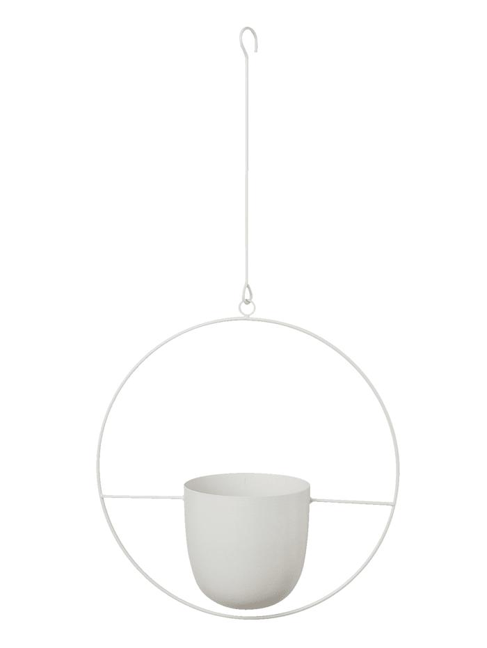 Creativ Deco Pflanzhänger, Weiß