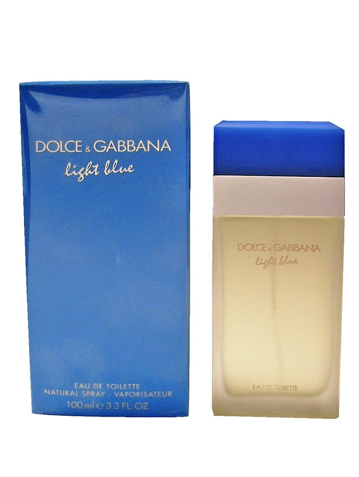 Light Blue Dolce & Gabbana eau de toilette