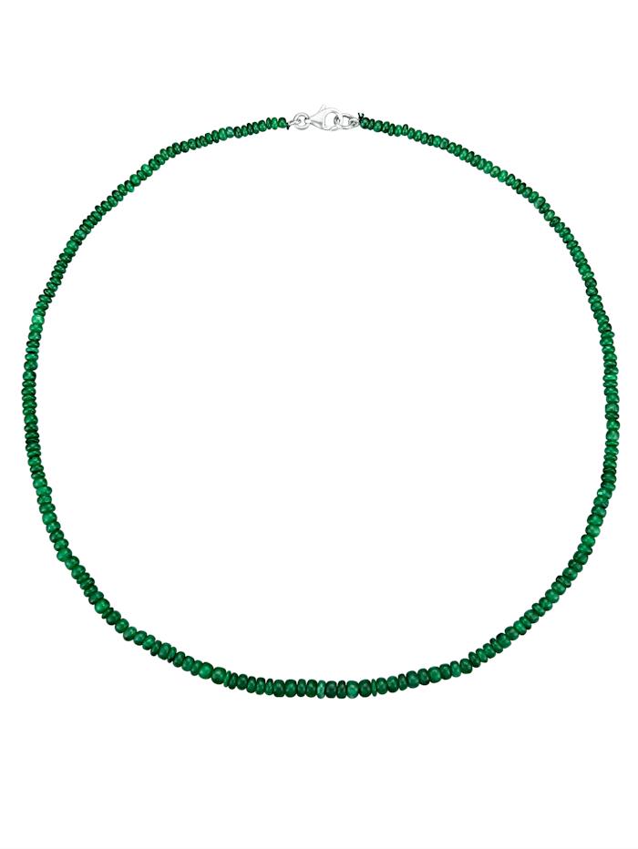 Ketting van smaragd