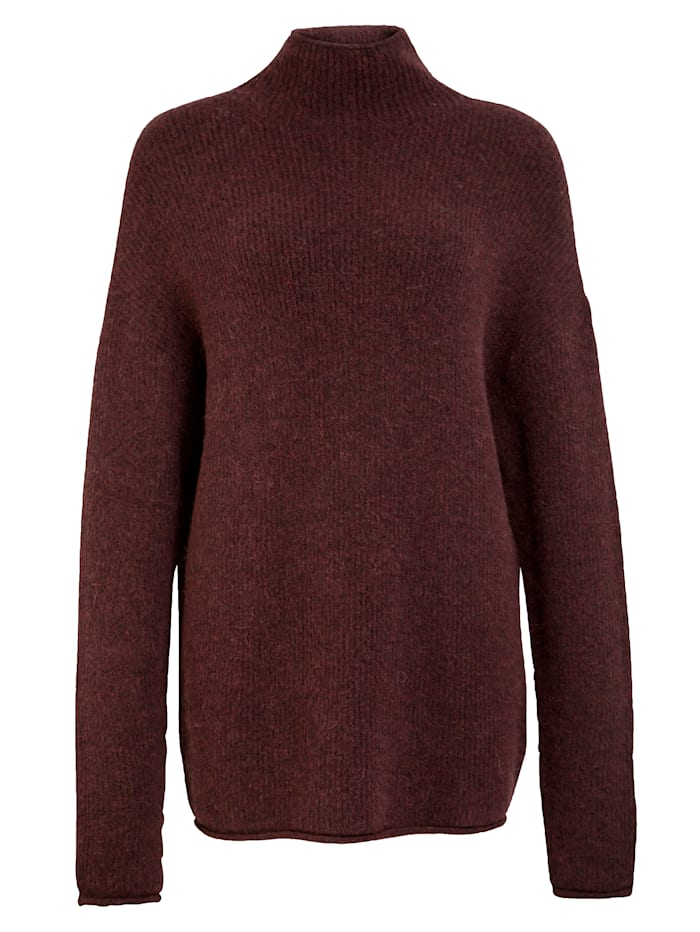 DRYKORN Pullover, Bordeaux
