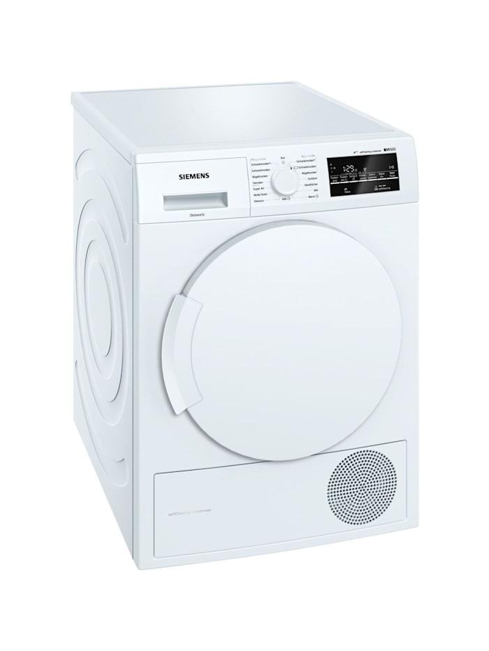 Wärmepumpen-Kondensationstrockner WT45W463 iQ500