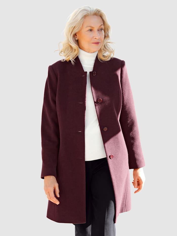Paola Höstkappa med ull, Bordeaux