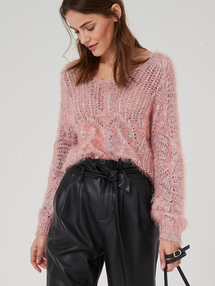 SIENNA Pull-over, Brique