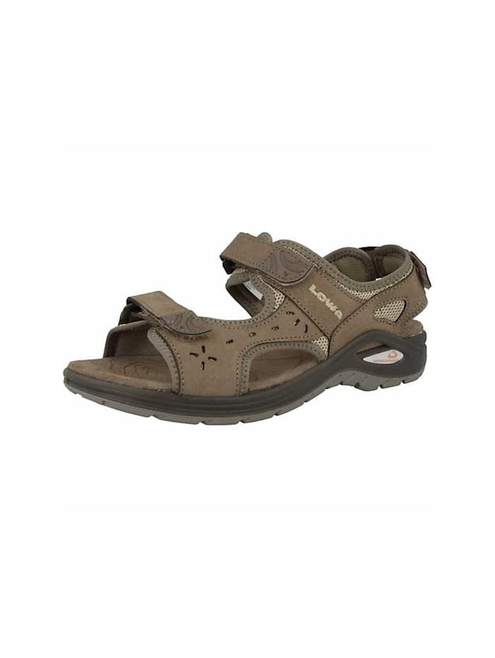 Lowa Sandalen/Sandaletten, braun