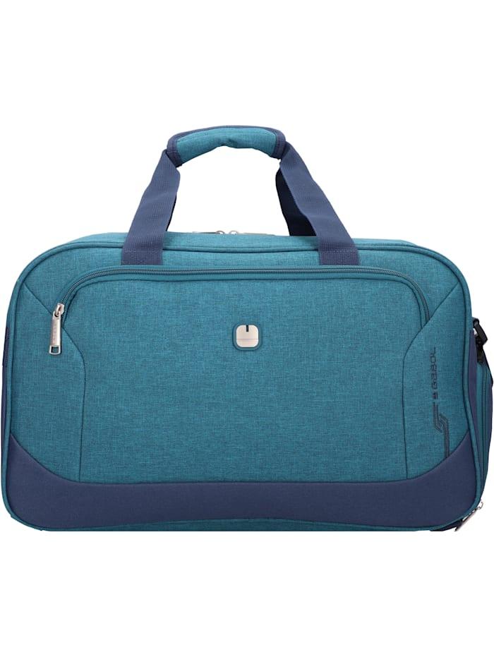Gabol Track Reisetasche 46 cm mit Rucksackfunktion, blau