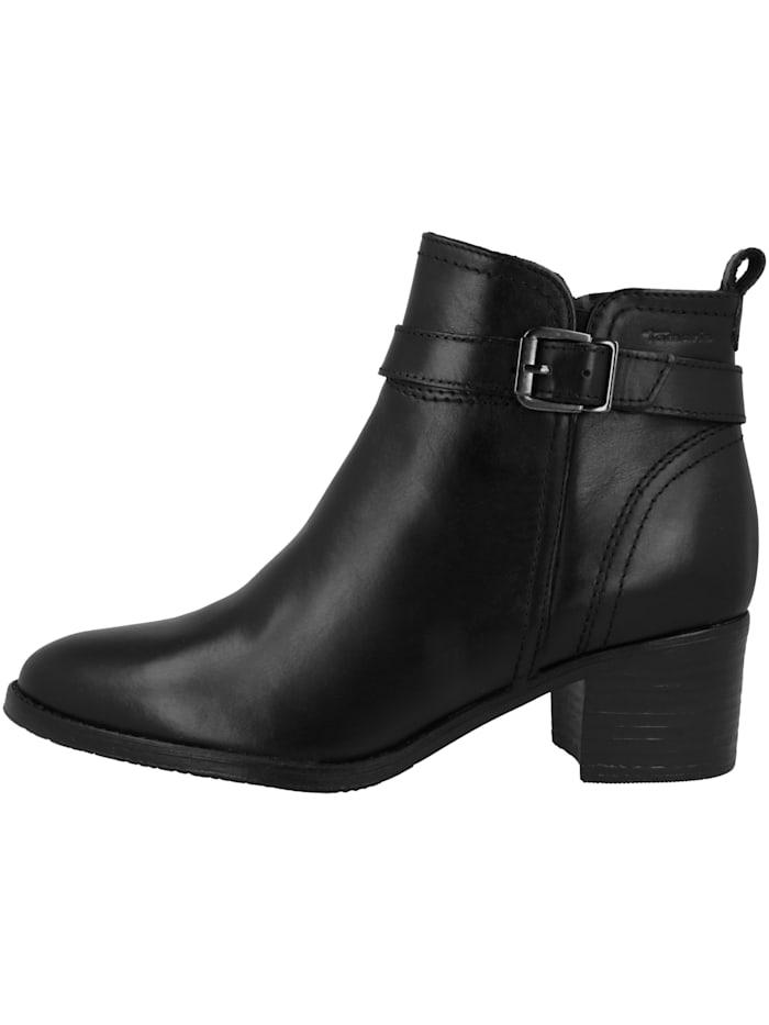 Tamaris Boots 1-25034-25, schwarz