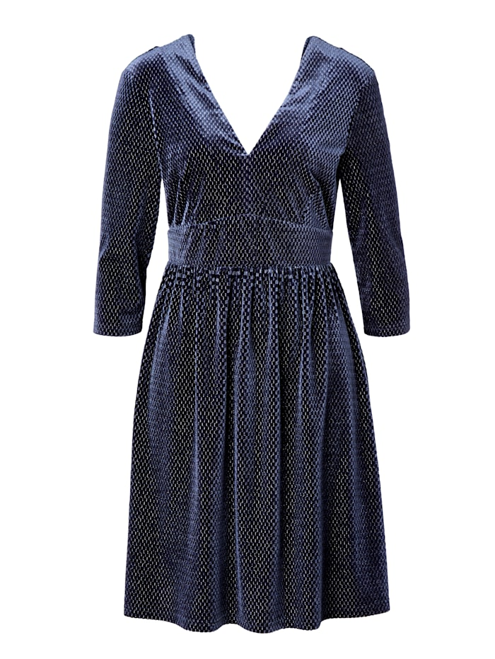 SIENNA Kleid, Dunkelblau