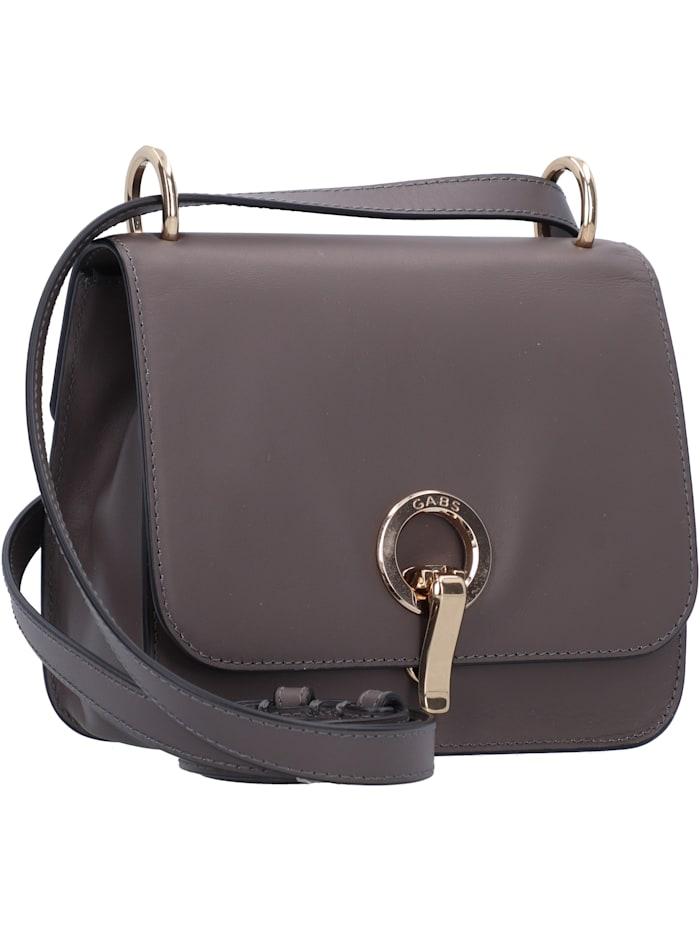 Michelle Mini Bag Umhängetasche Leder 18 cm