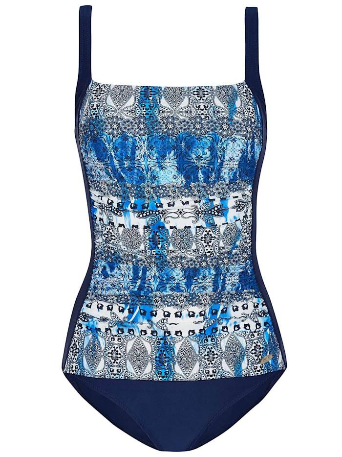 Susa Prothesen Badeanzug Care Blue Vibes, abstract-blue