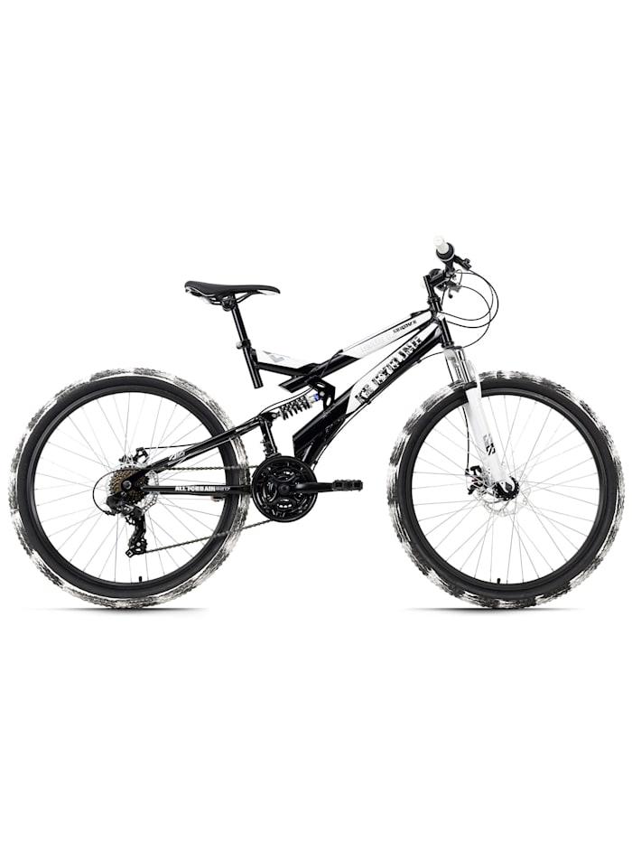Mountainbike Fully 26 Zoll Crusher