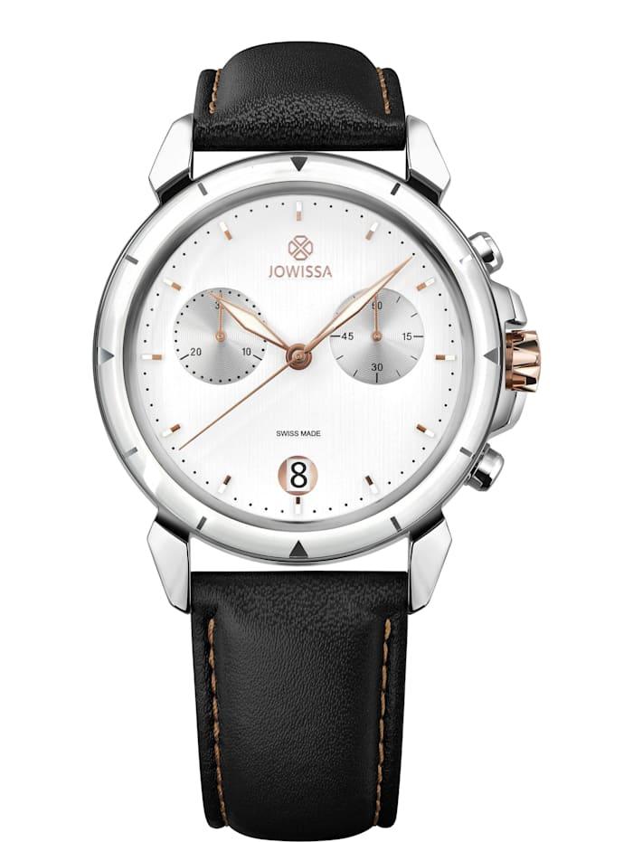 Jowissa Quarzuhr LeWy 6 Swiss Men's Watch, weisß