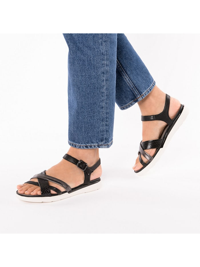 Sandal Hiver Klassische Sandalen