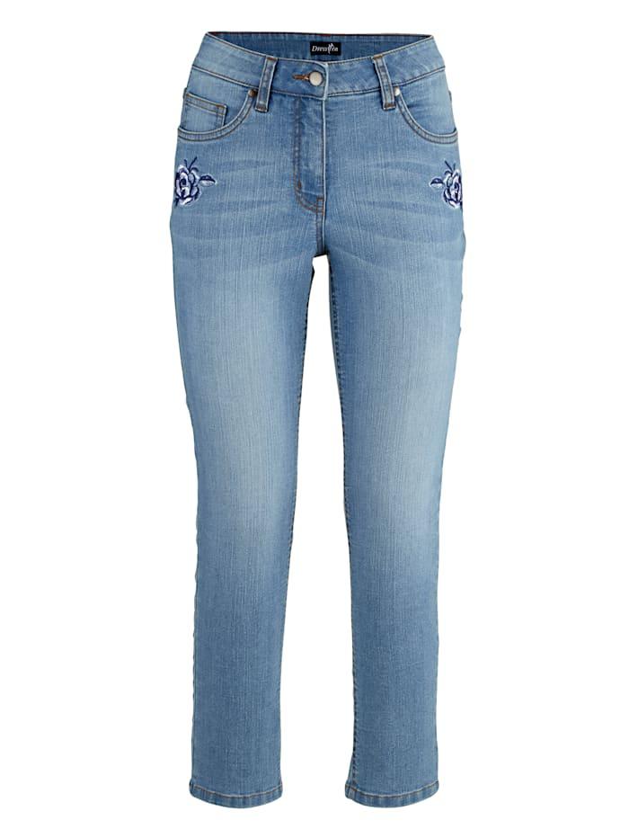 3/4 Jeans Laura Slim