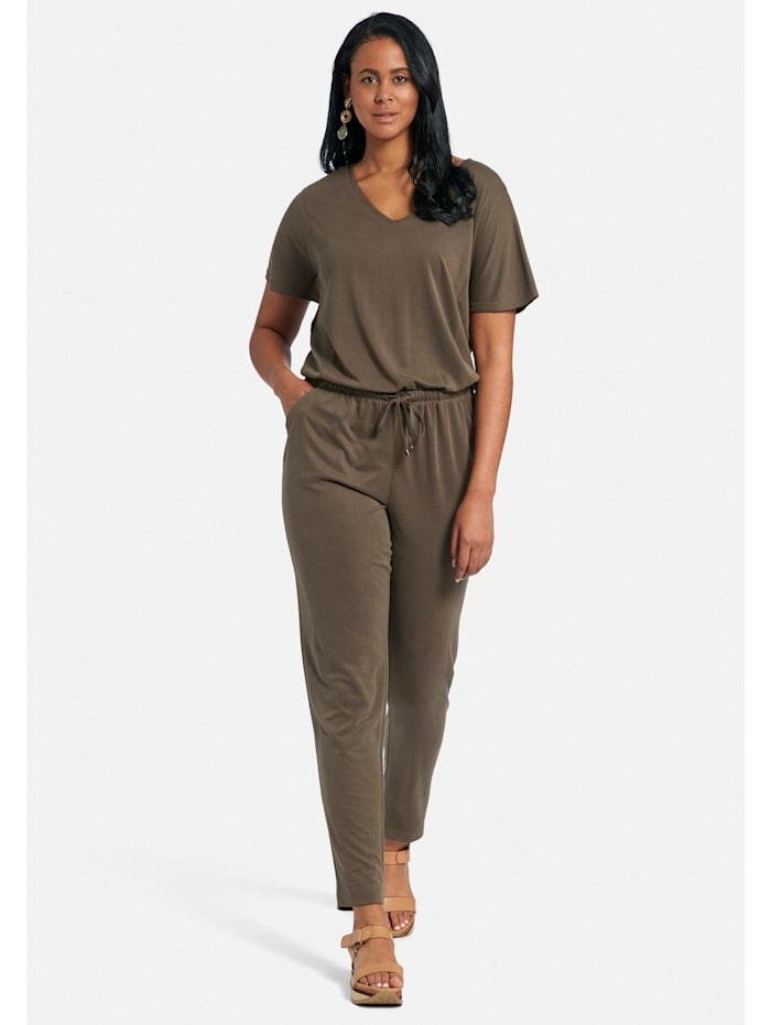 Jumpsuit Jersey-Overall