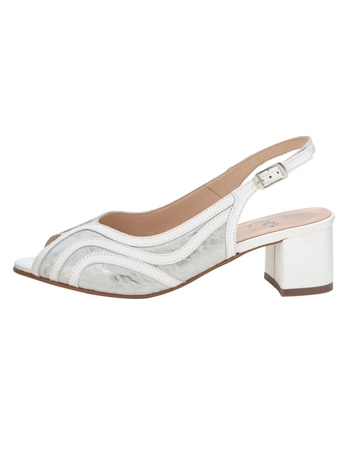 Sandale in klassischer Ausführung