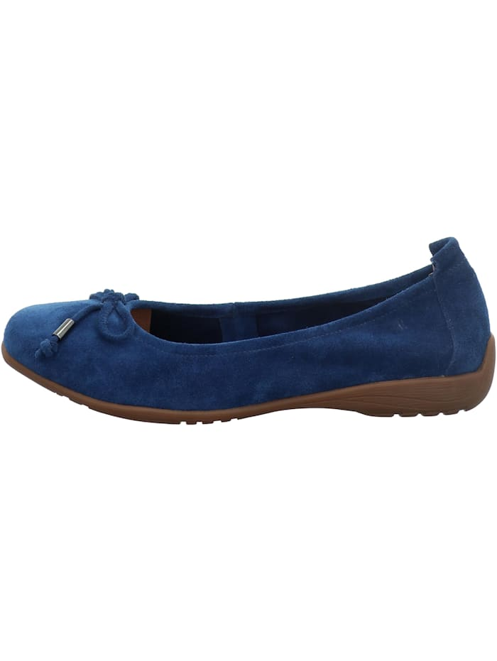 Josef Seibel Damen-Sandale Fenja 08, blau