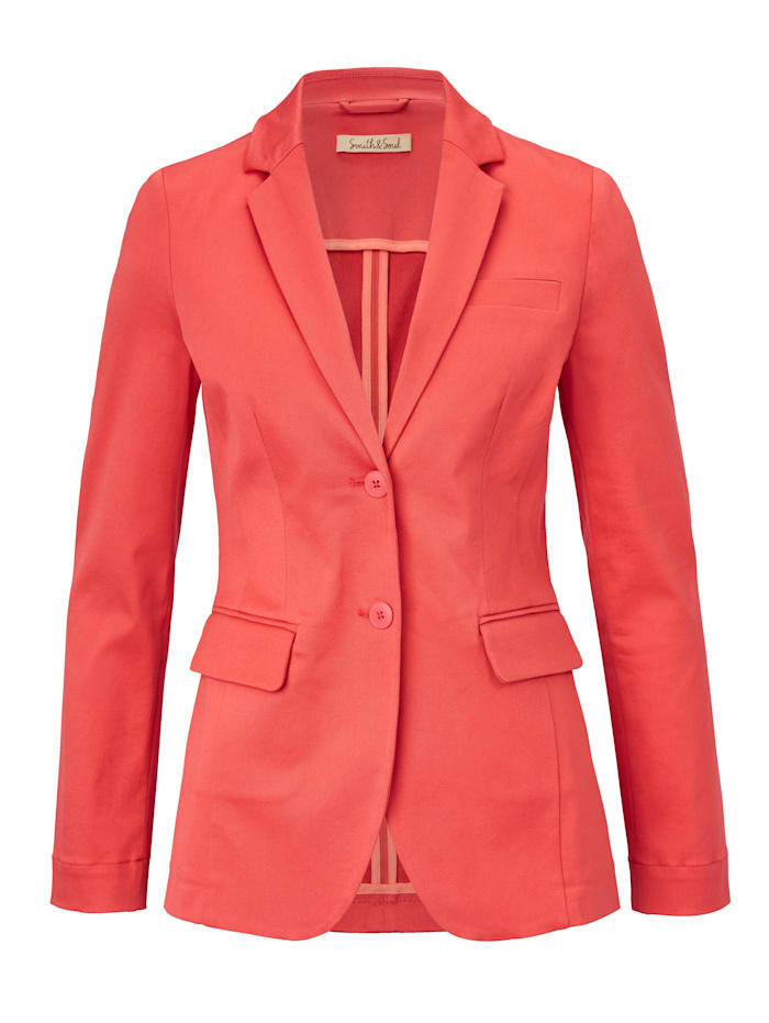 Smith & Soul Blazer, Rot