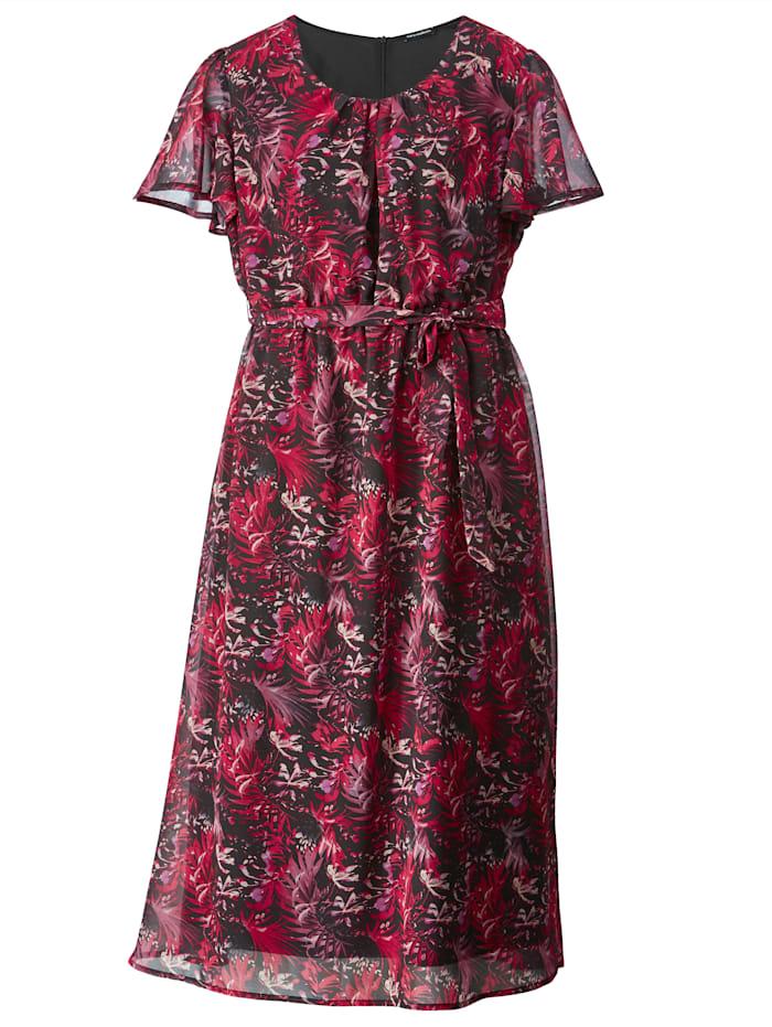 Šaty s vázačkou